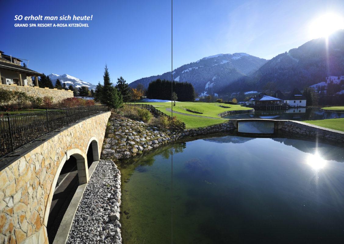 Grand Spa Resort A-Rosa Kitzbühel